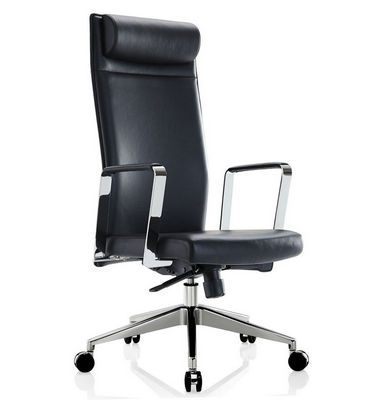 SPACE Seating modern new design luxury leather office chair for boss office High Back PC Computer Desk Swivel