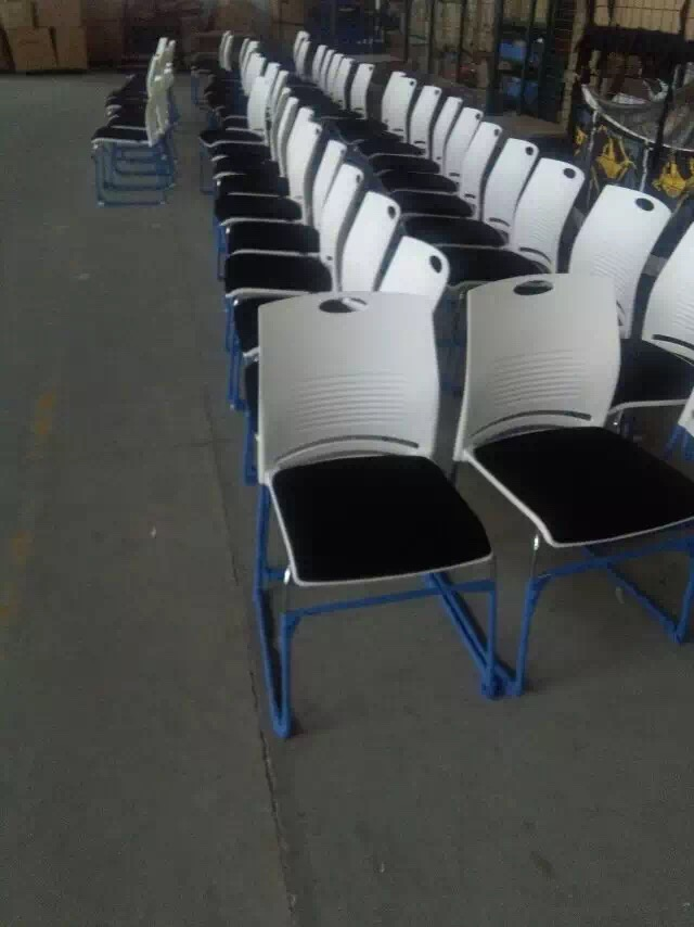 conference chair reception chair Plastic stacking chair