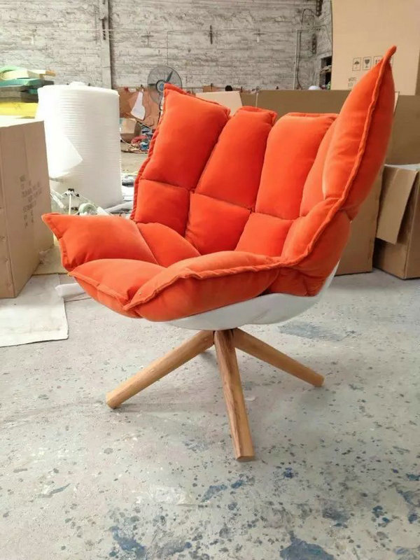Replica new design husk outdoor chair husk chair in fabric living room chair - Husk chair replica ...