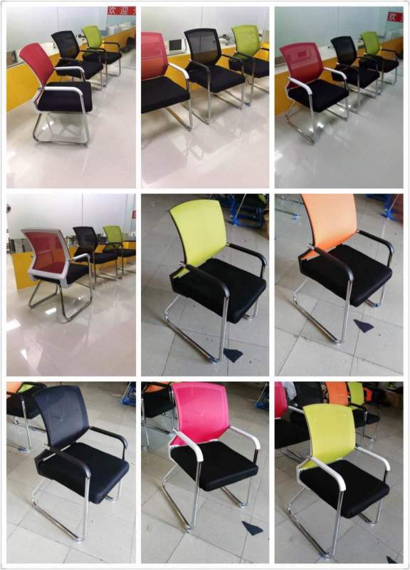 WorkWell cheap and comfortable modern conference chair