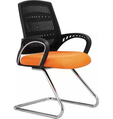 China factory Plastic mesh visitor chair for reception or conference meeting