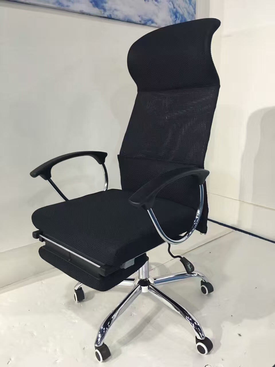 the nice design for the comfortable mesh computer office chair