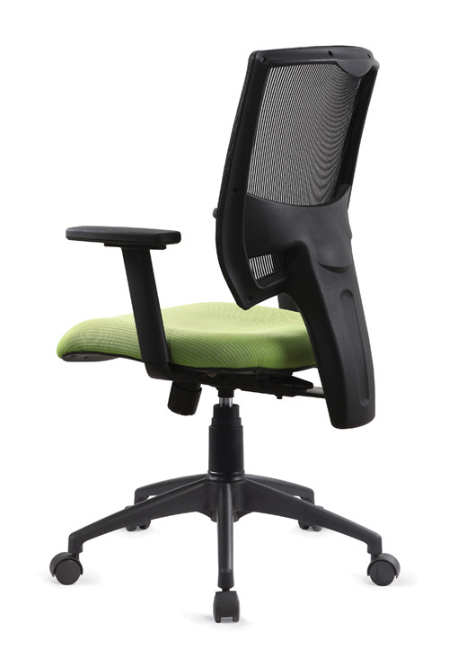 Ergonomic adjustable height swivel chairs Clerk chair Breathable Cushion Ergonomic Chair