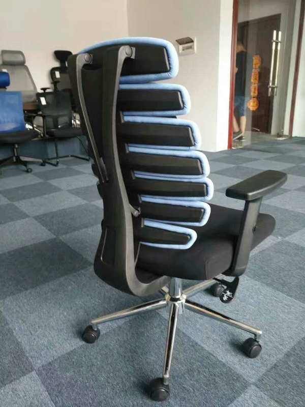 Ergonomic computer Chair Keel Fish Bone Office Chair Reclining Lift Chair