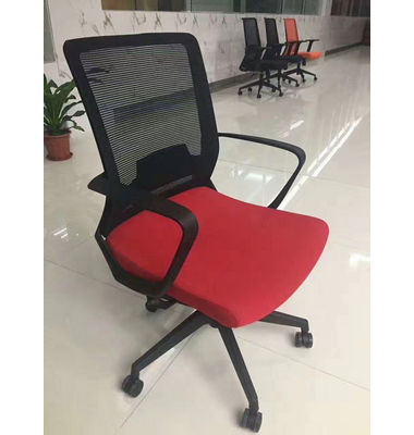 CIFF New design ergonomic executive modern swivel mid back mesh staff office chair
