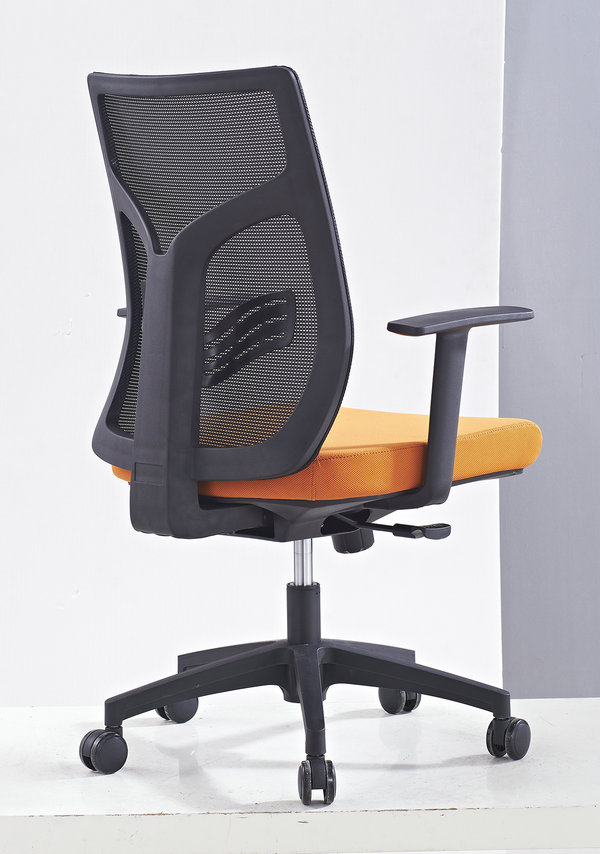 ergonomic design mesh office chair with lumbar support