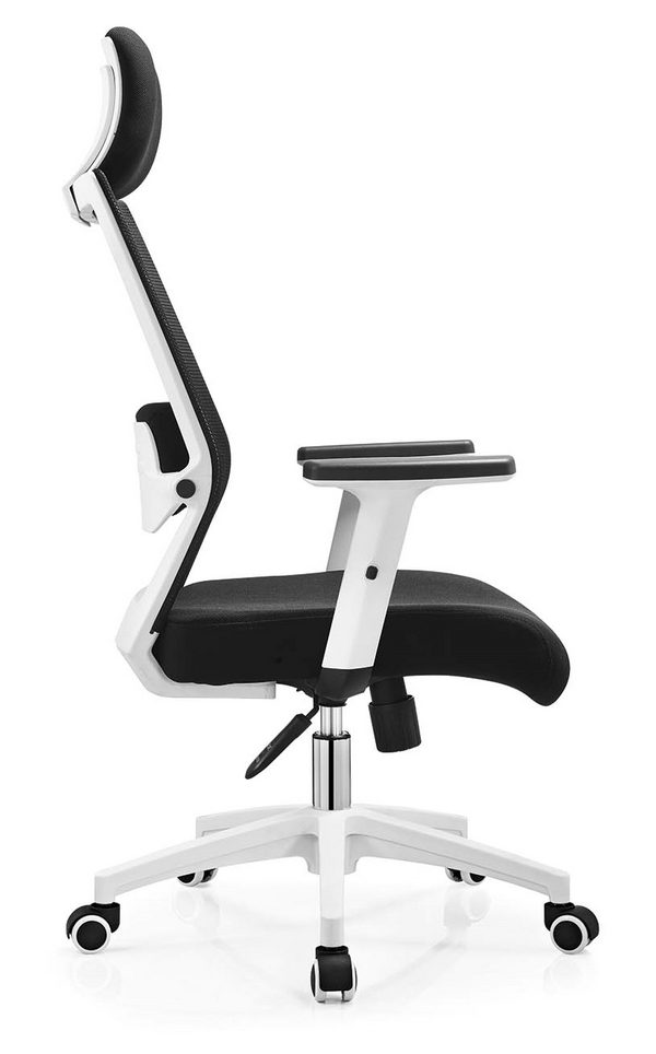 Shunde furniture chair design adjustable height office chair armrest chair