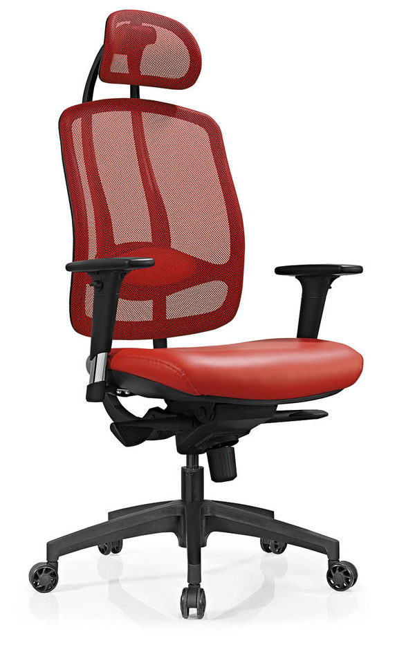 Luxury Adjustable and Movable manager office chair ergonomic computer chairs with wheels