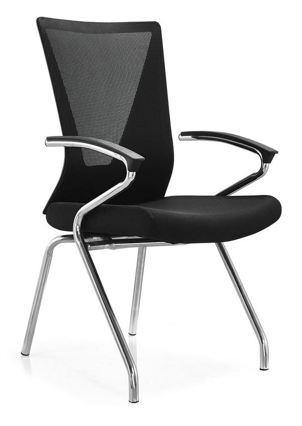 Modern Furniture Ergonomic Mesh Chair High Back Office Staff Meeting Conference Chair with Low Price