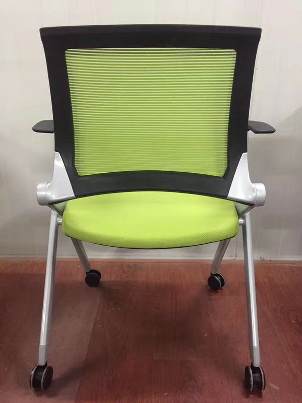 China Manufacturers Best Elegant Office Chair Wholesale Folding Chair with Wheel