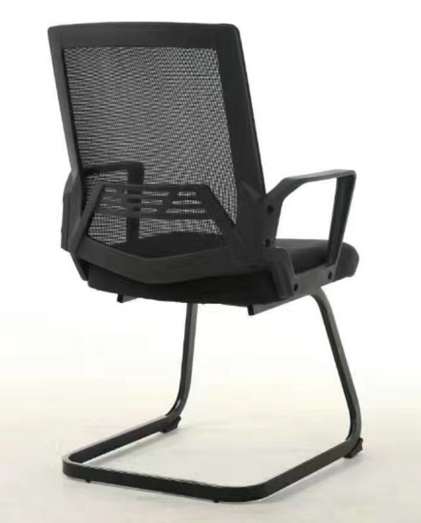 New arrival low back black computer staff mesh ergonomic office chair with low priceNew arrival low back black computer staff mesh ergonomic office chair with low price