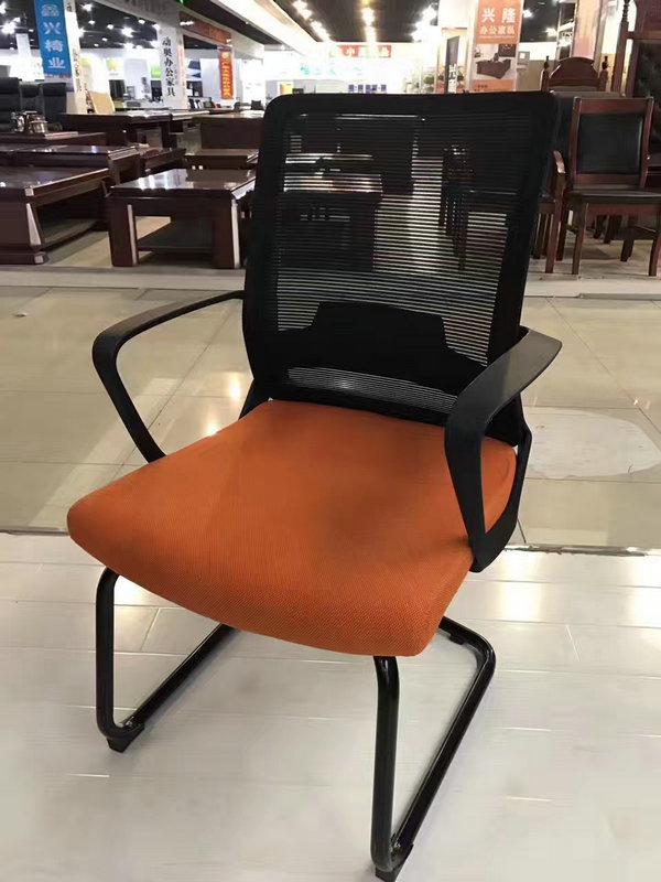 CIFF New design ergonomic executive modern swivel mid back mesh staff office chair