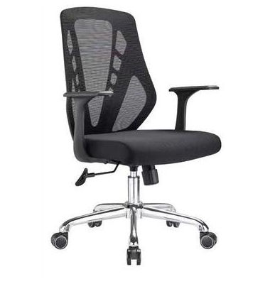 New Swivel Luxury middle back Recliling manage Office Chair