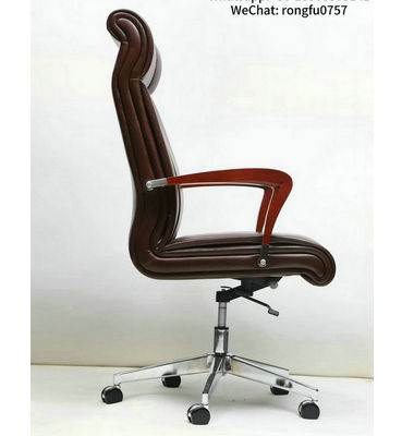 brown chair office executive office chairs design high back swivel tilt leather computer office chairs
