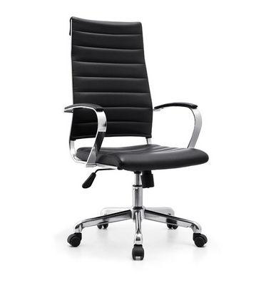 faux leather high back tall executive office chair nouveau design pivotante chaise de bureau