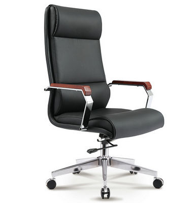 Synthetic Leather Material high back office chair