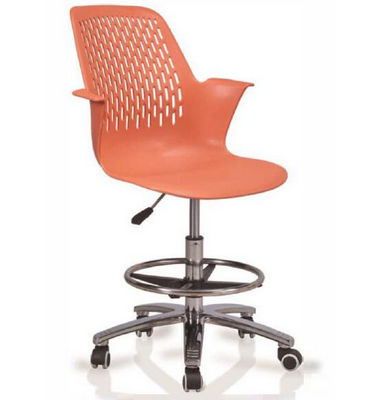 Laboratory Furniture Chair plastic Seat Moveable