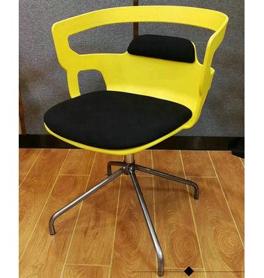 Metal Legs Design Modern Matte PP Material Training Chair