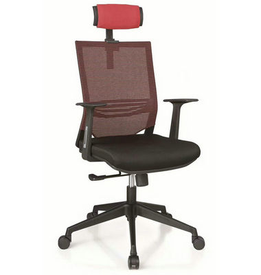 Height adjustable armrest mesh staff ergonomic swivel lift high back office chair
