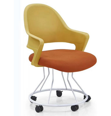 pvc material fashionable and simple executive specification chesterfield korea office chair