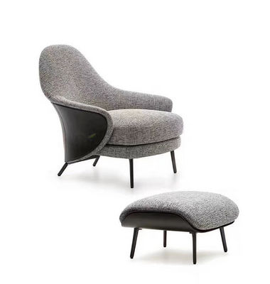 Leslie Armchair Hotel type coffee chair/hotel chair for lobby room