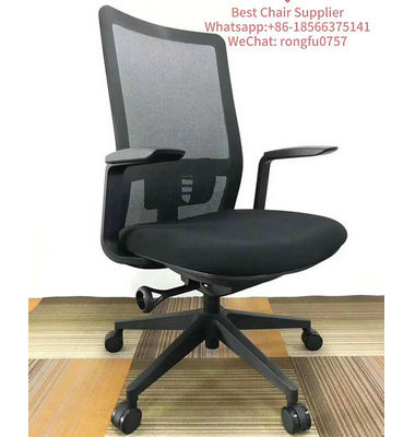 Comfortable computer chair Heavy Duty Office Chairs With Running Castors chair office furniture