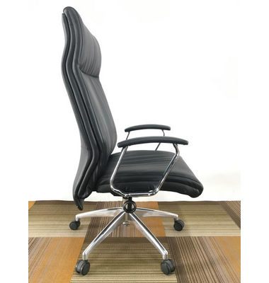 Comfortable Armrest Modern Luxury Leather Executive Office Chair