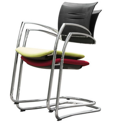 Modern fashion color plastics chairs dining room chair