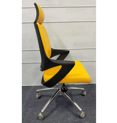 Modern style manager office chair with adjustable lumbar support adjustable armrest executive office chair