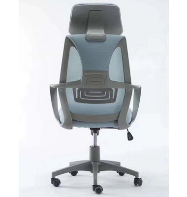 High back support adjustable swivel style office ergonomic chair with neck support mesh office chair