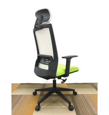 Modern full mesh high back mesh office chair with headrest